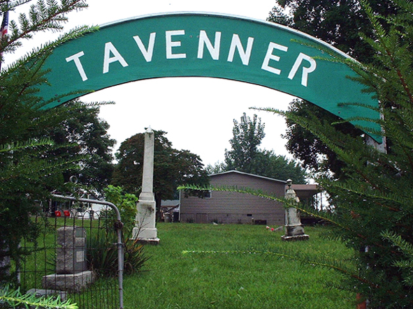 Old Tavenner Cemetery – Parkersburg, West Virginia